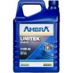 Olio motore Ambra Unitek 10W-40 Lt.5