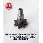 Ingranaggio registro frizione centrale - 5150271