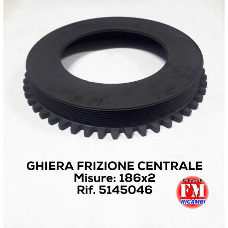 Ghiera frizione centrale - 5145046