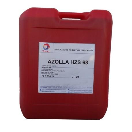 Olio idraulico 68 Lt.20 TOTAL