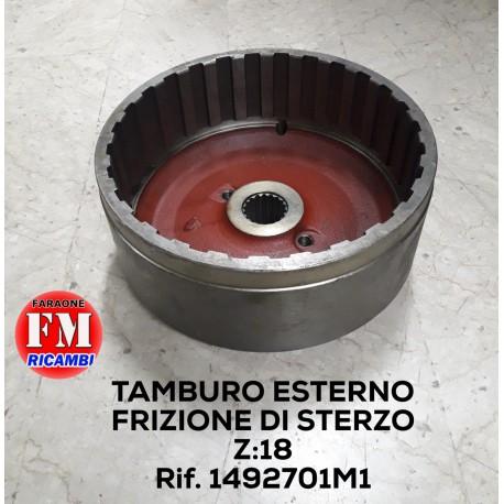 Tamburo est. frizione di sterzo - 1492701M1