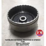 Tamburo est. frizione di sterzo - 1824740M1