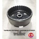 Tamburo est. frizione di sterzo - 3310557M1