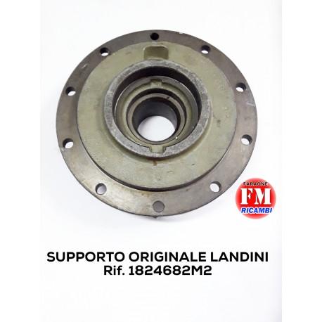 Supporto coppia conica laterale originale Landini - 1824682M2