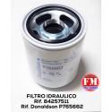 Filtro idraulico - 84257511 / P765662