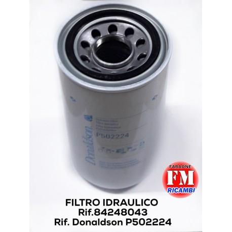 Filtro idraulico - 84248043 / P502224
