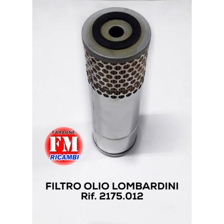 Filtro olio Lombardini - 2175012