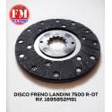 Disco freno Landini 7500 R - DT - 1895852M91
