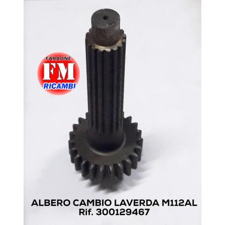 Albero cambio Laverda M112AL - 300129467