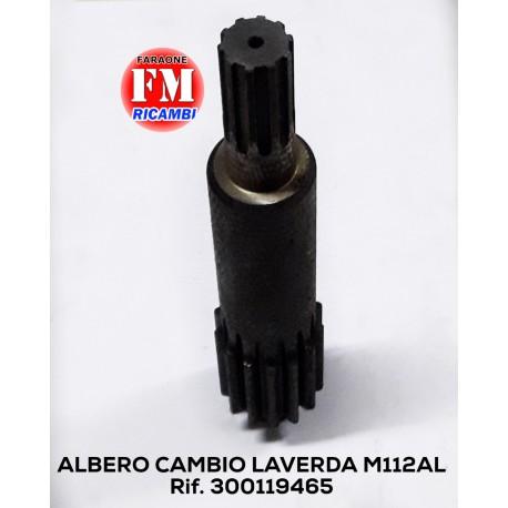Albero cambio Laverda M112AL - 300119465