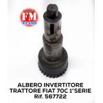Albero invertitore Fiat 70C - 567722
