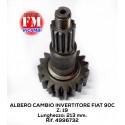 Albero cambio invertitore Fiat 90C - 4996732