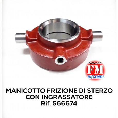 Manicotto frizione di sterzo cpt. ingrassatore - 566674