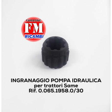 Ingranaggio pompa idraulica - 0.065.1958.0/30