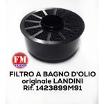 Filtro a bagno d'olio originale Landini - 1423899M91