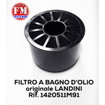 Filtro a bagno d'olio originale Landini - 1420511M91
