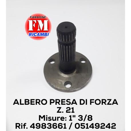 Albero presa di forza - 4983661 / 05149242
