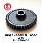 Ingranaggio Fiat 605C - 4981408