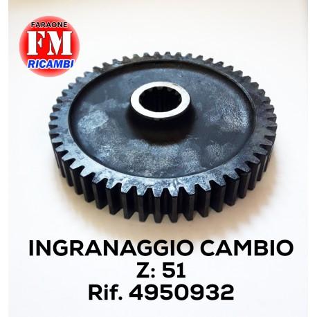 Ingranaggio cambio - 4950932