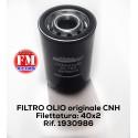 Filtro olio originale CNH - 1930986