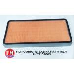 Filtro aria per cabina - 79109003