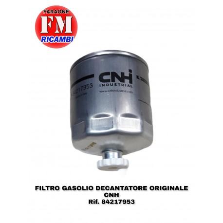 Filtro gasolio decantatore originale CNH - 84217953