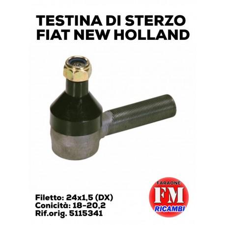 Testina di sterzo Fiat New Holland