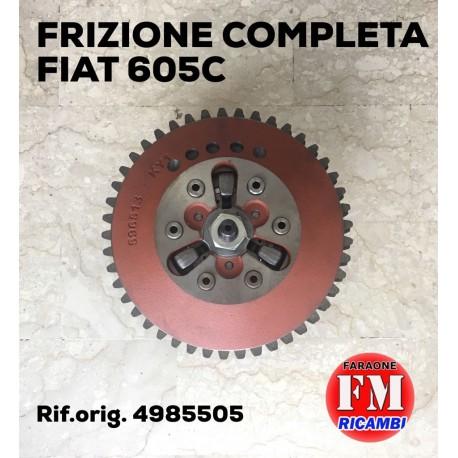 Frizione centrale completa Fiat 605C