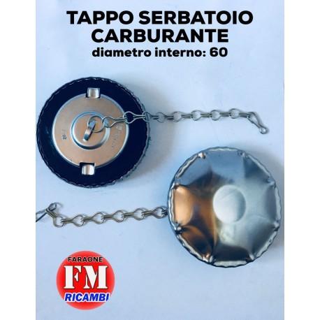 Tappo serbatoio carburante diametro interno 60
