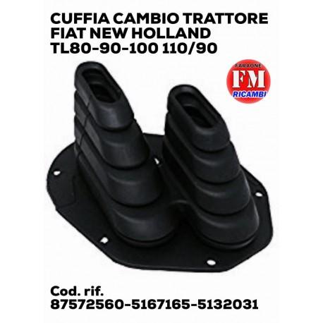 Cuffia cambio trattore Fiat New Holland TL80-90-100 110/90