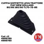 Cuffia soffietto leva trattore Fiat New Holland 80/66 180/90 TL70-72-85