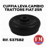 Cuffia leva cambio trattore Fiat 25R