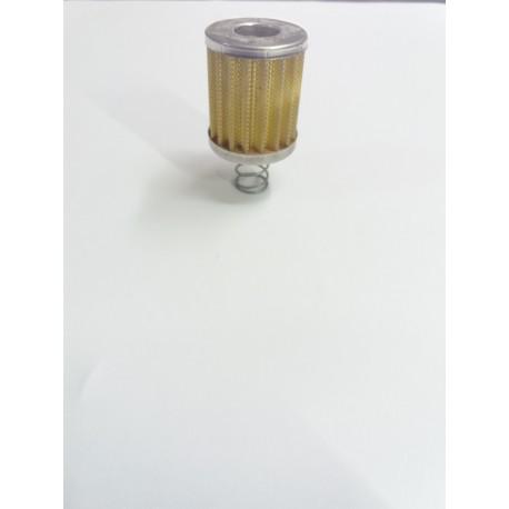 Filtrino carburante a cartuccia per vaschetta in vetro SAME