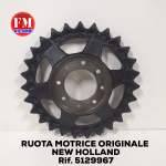 Ruota motrice originale New Holland