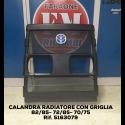 Calandra radiatore con griglia