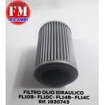 Filtro olio idraulico frizione di sterzo