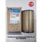 Filtro idraulico  Fiat FL10