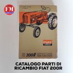 Catalogo parti di ricambio Fiat 200R