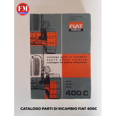 Cataloghi parti di ricambio Fiat 400C