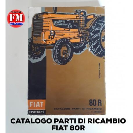 Cataloghi parti di ricambio Fiat 80R