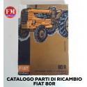 Catalogo parti di ricambio Fiat 80R