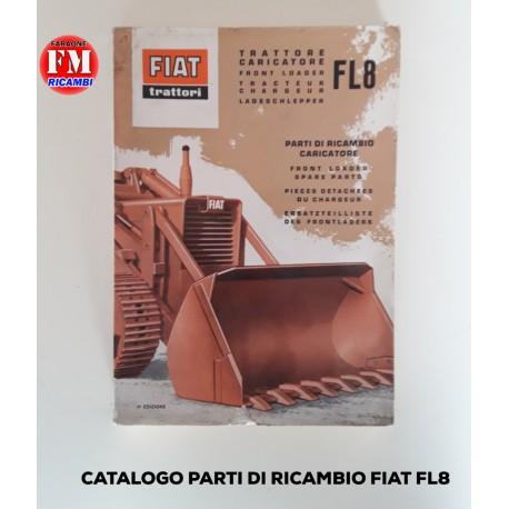 catalogo parti di ricambio trattore FL8