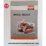 Catalogo parti di ricambio Fiat 50C - 50CI
