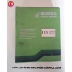 Catalogo parti di ricambio Agrifull 110 DT