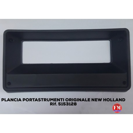 Plancia porta strumenti originale New Holland