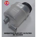 Serbatoio olio cpt. di filtro