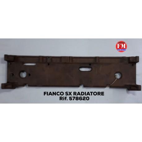 Fianco sx radiatore -  578620