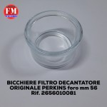 Bicchiere filtro decantatore originale Perkins - 2656010081