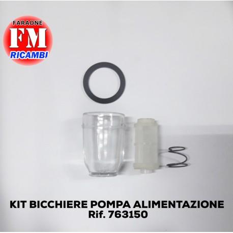 Kit bicchiere pompa alimentazione - 763150