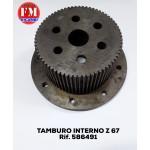 Tamburo interno Z 67 - 586491